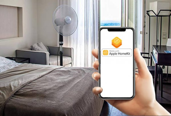 transformer un ventilateur en ventilateur connecte et intelligent grace a homekit sur iPhone