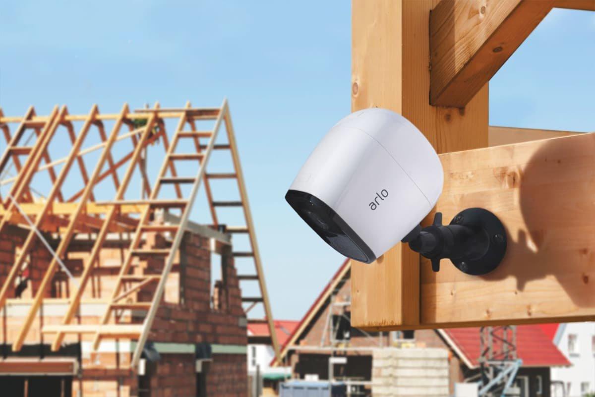 smart camera exterieur