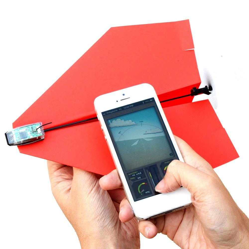 avion telecommander avec mobile