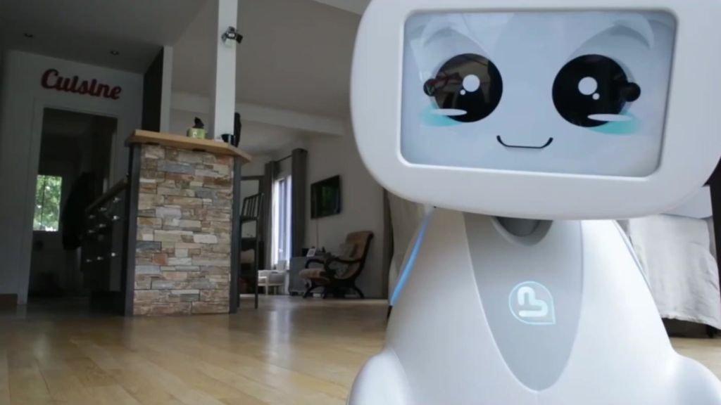 Robot compagnon intelligent
