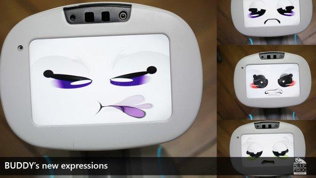 Les nouvelles expressions de Buddy