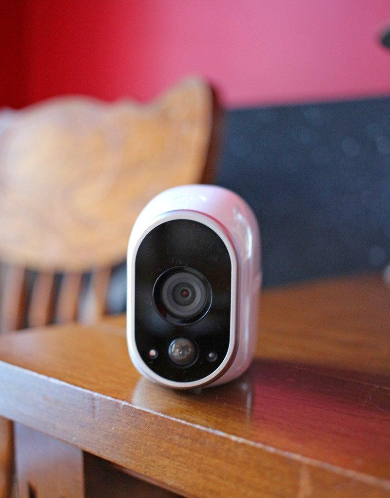 smart camera pour maison
