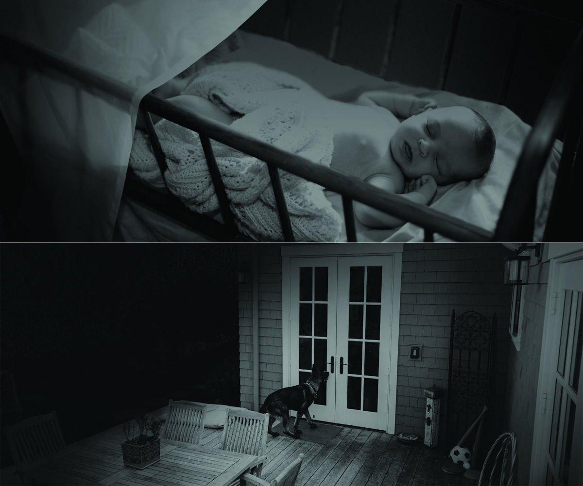 camera connectee pour la nuit