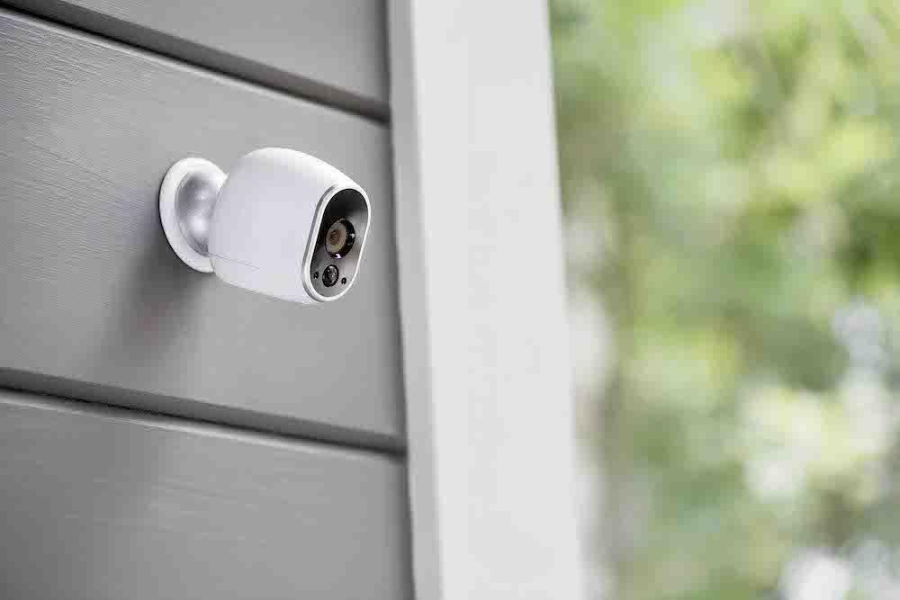 smart camera connectee sans fil