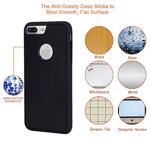 Coque iphone anti gravite