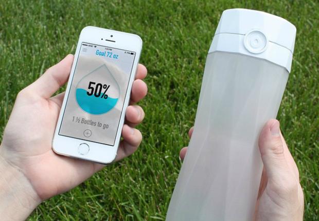smart bottle hidrateme