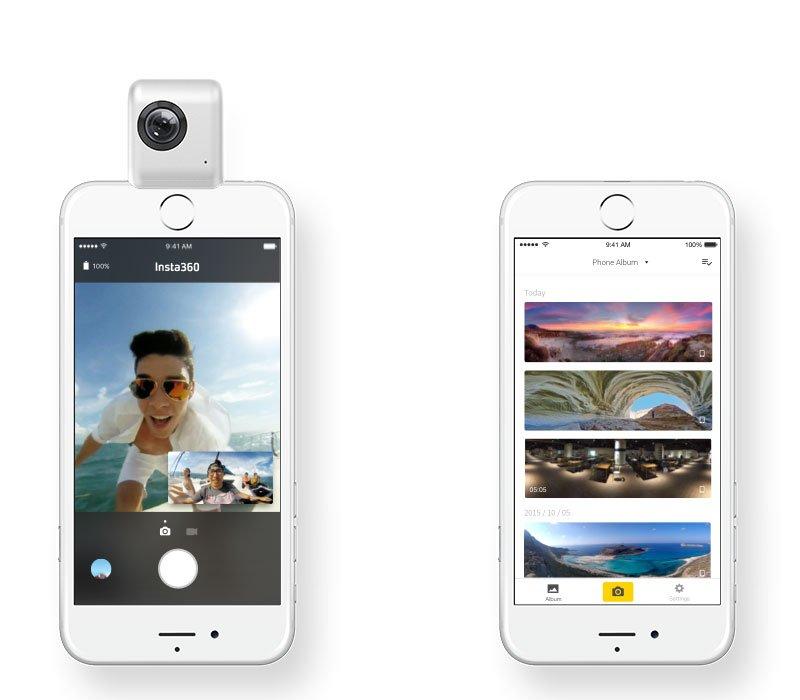 iphone camera 360