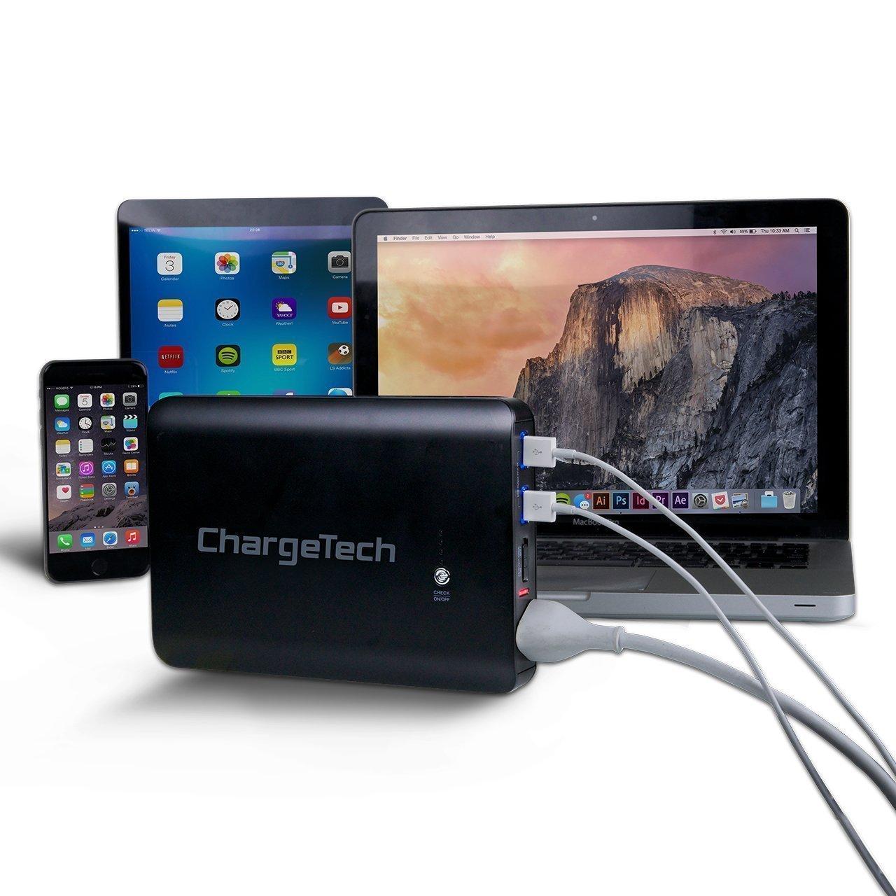 batterie portable avec prise secteur