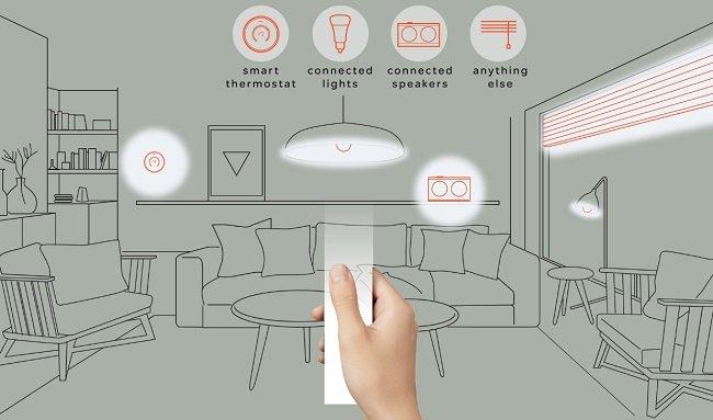 telecommande universelle objet connecte